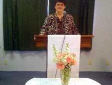 Teresa at Kenne Church